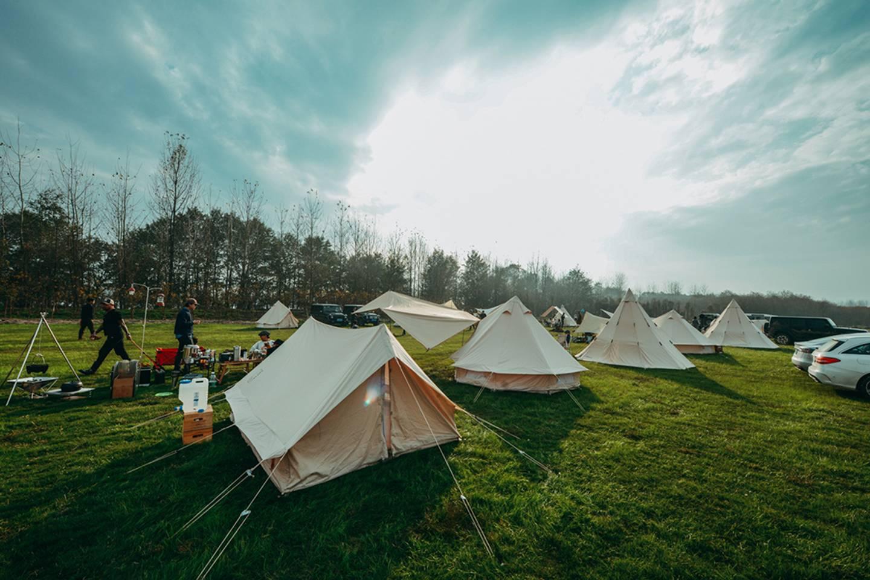 杭州野餐会:这可能是中国户外史上颜值最高的一次南北露营聚会