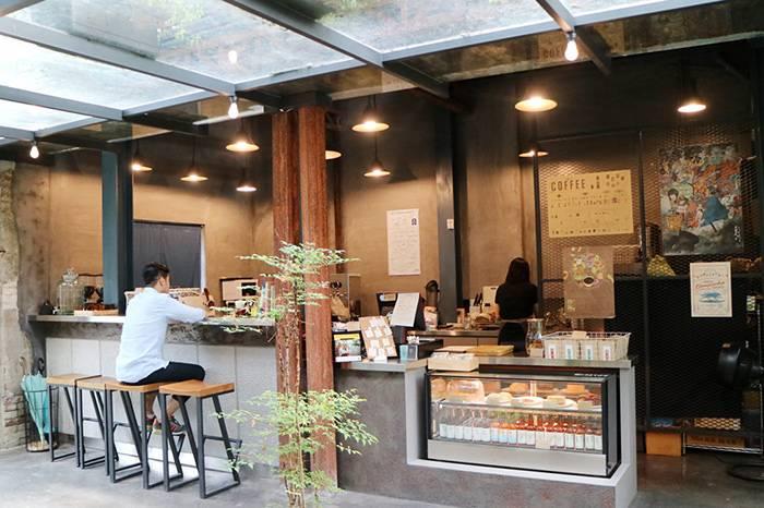 台湾旧工厂改造的咖啡馆,以生活方式为主导的大和顿物所
