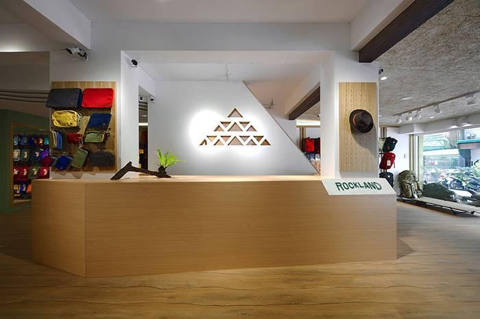 荣获2018柏林设计奖,台北户外风格选物店ROCKLAND