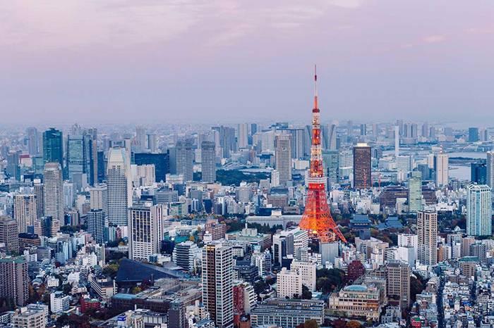 东京新城市宣传片,让世界惊艳的美