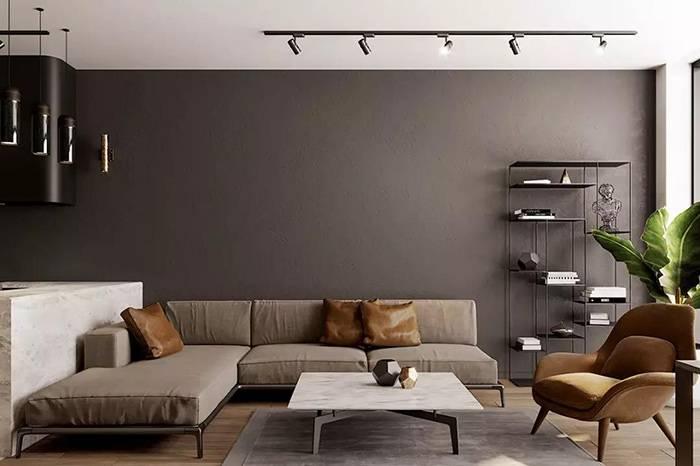 清新淡雅的一居室设计,简约是质感最好的体现