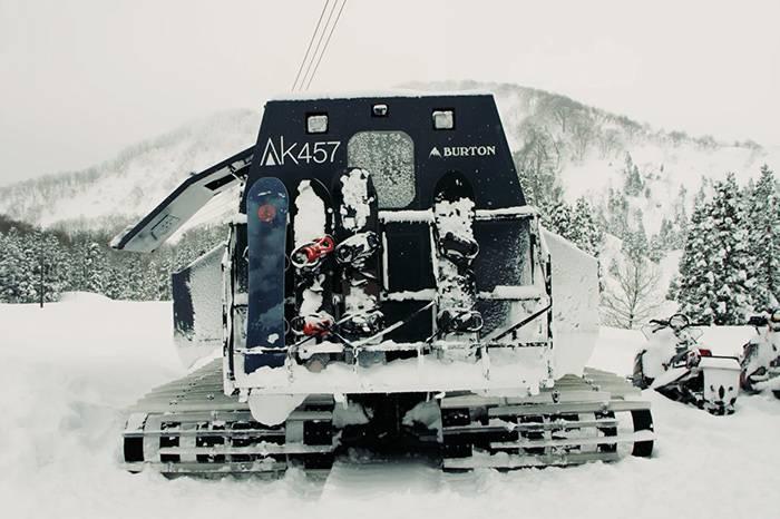 BURTON AK457 2019 秋冬系列发布宣传视频,彰显滑雪魅力