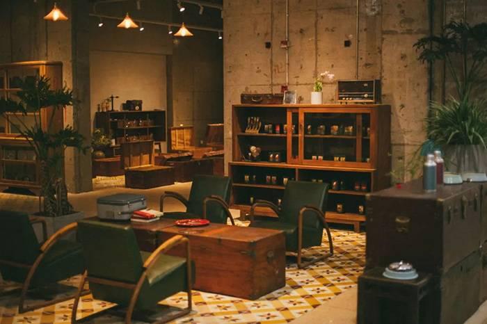 goodone旧物仓:专为复古打造的生活美学空间,再现美好旧时光