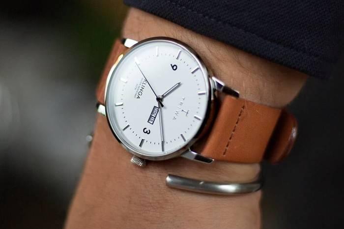 瑞典TRIWA手工极简腕表品牌,绅士日常的穿搭之选