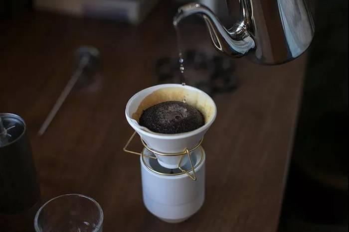 手冲咖啡竟如此简单,一人咖啡具新品发布