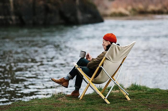 推荐五款高颜值户外椅,演绎都市户外的生活方式