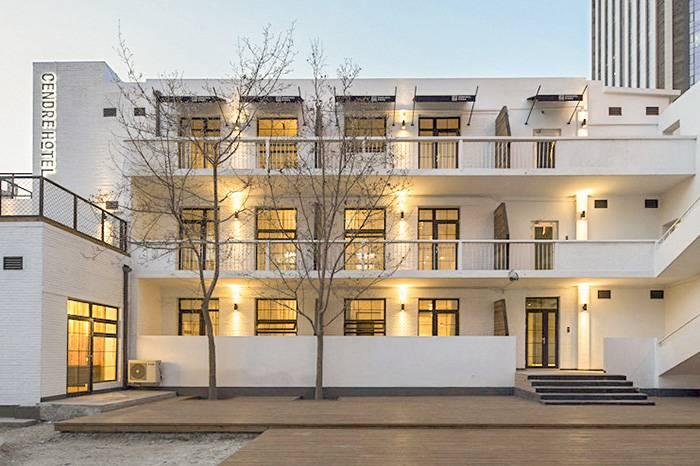 北京极具工业设计感的酒店,刘昊然也来这里拍杂志
