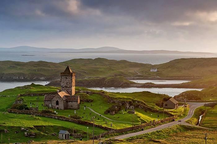 2019年十大最佳旅行地区,矗立在世界尽头的苏格兰高地