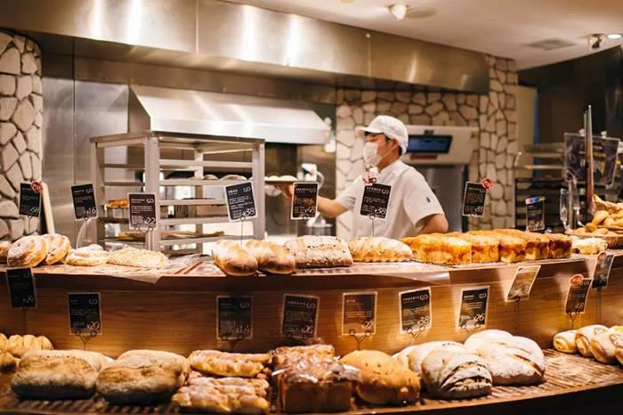推荐上海7家面包店,抵挡不住的香浓诱惑