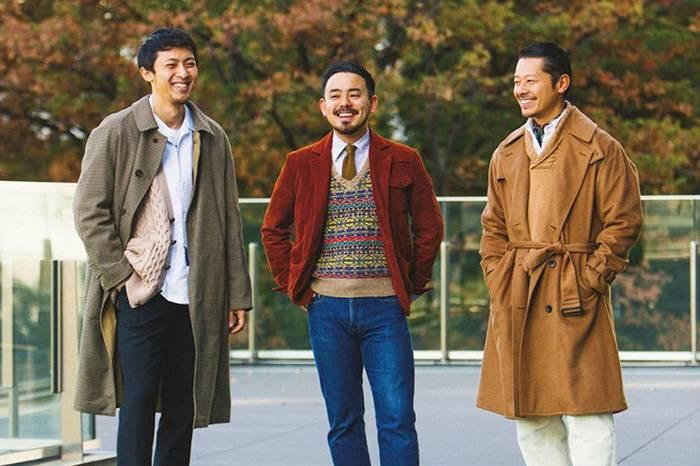 杂志节选 | 《Men's JOKER》2019秋冬1月刊