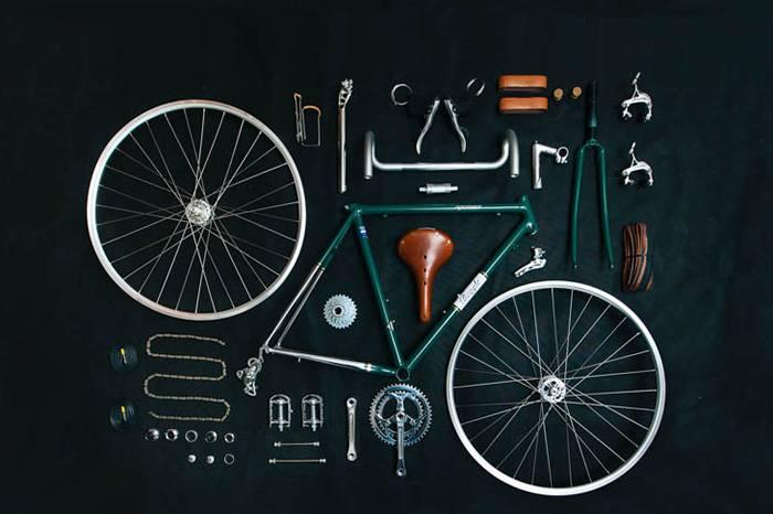 自己设计组装出一辆复古自行车是我干过最酷的事