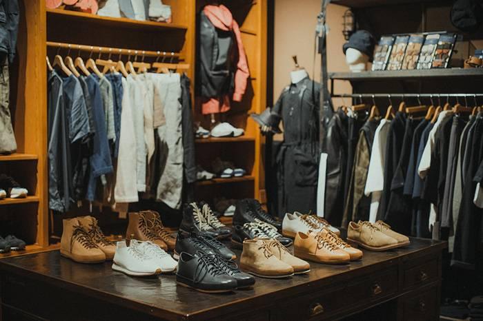 Radiance-Blue:还原美国20世纪vintage lifestyle的精品集合店铺
