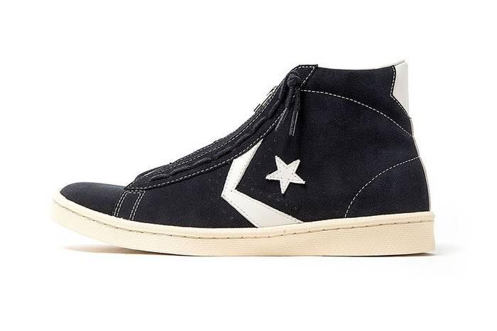 NONNATIVE x CONVERSE打造重磅联名鞋款,为复古设计注入机能灵魂