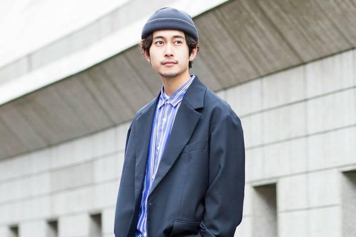 日本街拍 | 搭配师富马佐藤