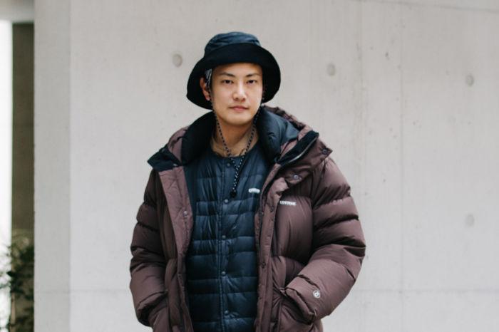 韩国街拍 | BARRELS店员WOO