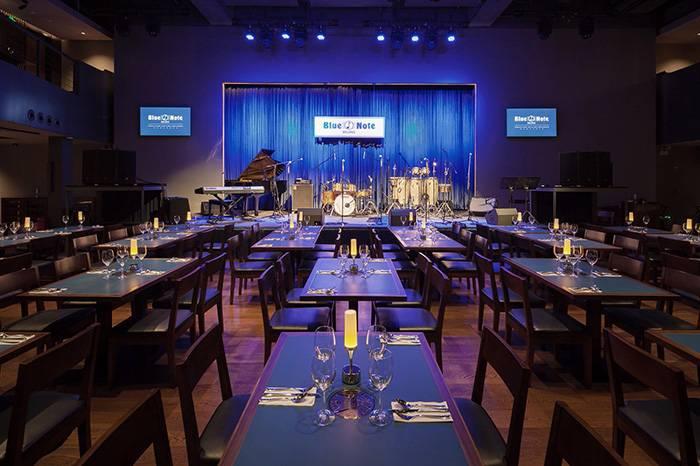 Blue Note Beijing:一个有美妙音乐、美食、美酒的爵士乐俱乐部