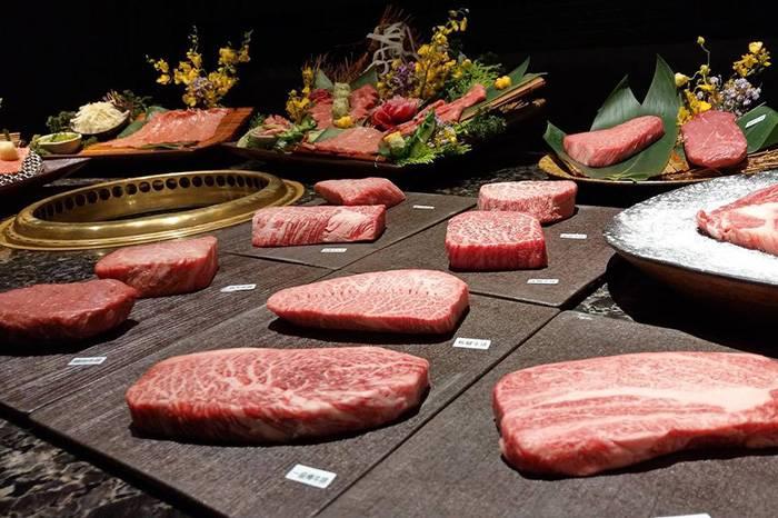 老干杯日式烧肉北京王府井店初体验,柔嫩烤肉记得搭配清酒