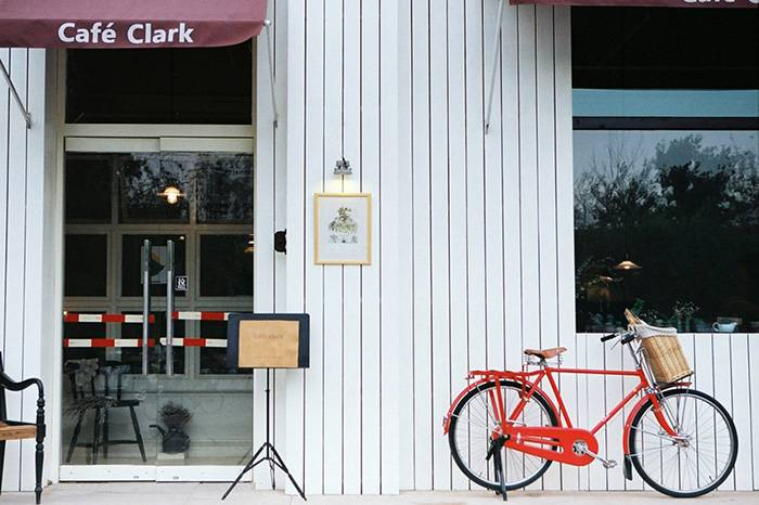北京Café Clark西洋古董咖啡店充满了主理人对生活的精致与热情