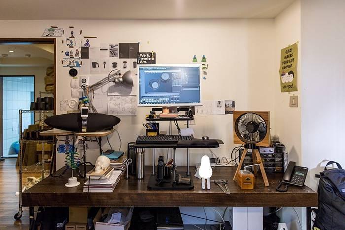 做出好设计的工作室里都放了什么?直击设计品牌HMM工作室