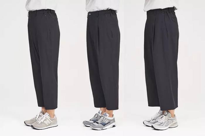 New Balance推出全新系列,5种版型满足你对九分裤的所有幻想