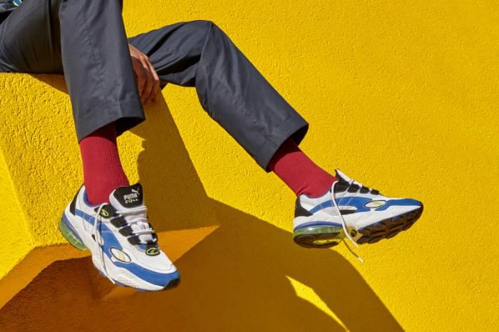 21年后的元年回归 PUMA 90年代复古球鞋新浪潮