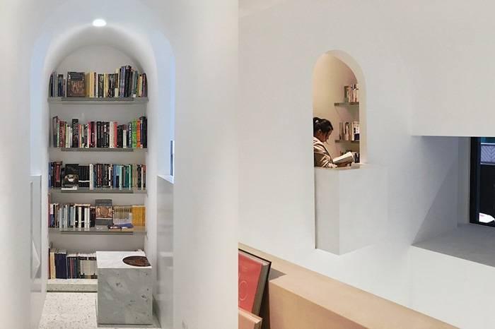 艺所书店|青鸟:台北一个结合了人文、咖啡和展览的文艺空间