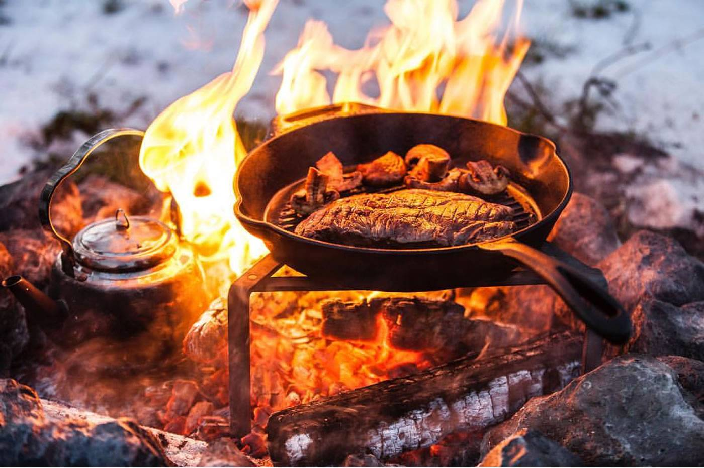 Petromax:德国百年手工户外品牌 将厨房搬进大自然