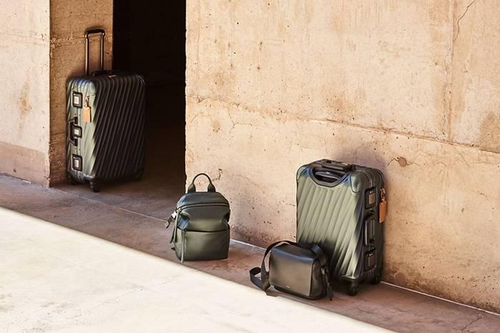 TUMI发布2019春夏系列箱包,实用功能与外观造型的全面升级