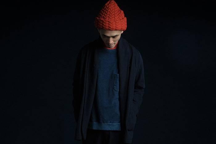 BULE BULE JAPAN2019秋冬型录发布,尽显蓝染与时尚的风格魅力