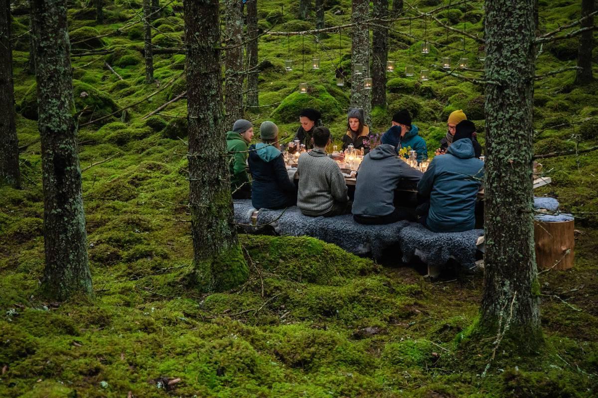 野宴之国:四位米其林厨师 把瑞典整个国家变成一间餐厅