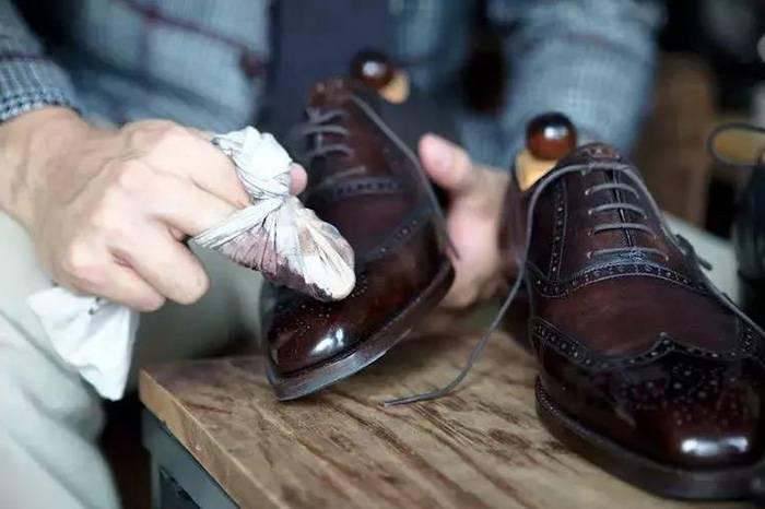 活动回顾 | Principle M男鞋抛光分享会