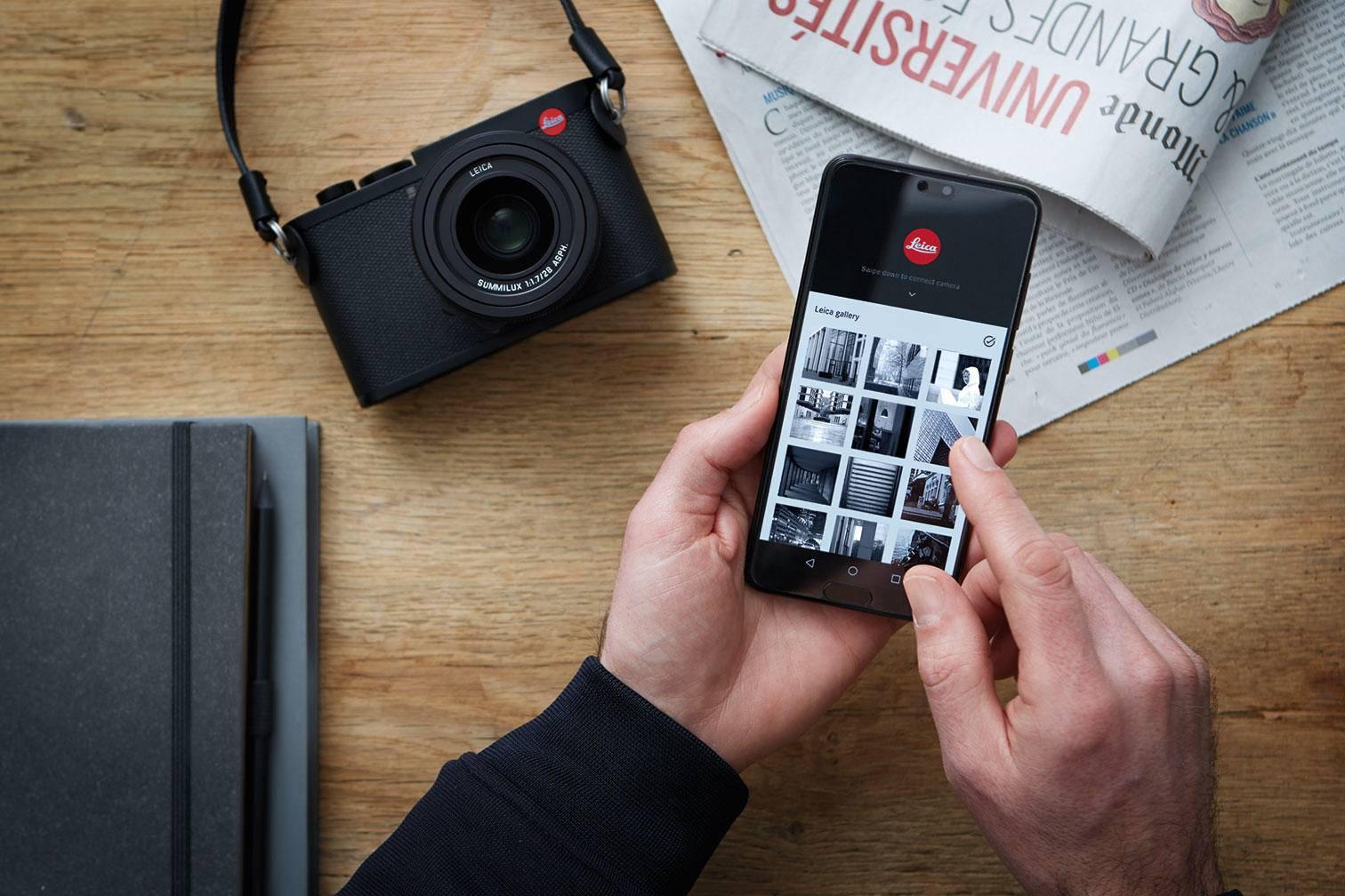 Leica Q2相机全球同步上市,打造便携式全画幅行业新标杆