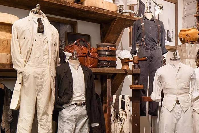 复古绅士入门必修课:美式复古翘楚RRL的历史与品牌哲学