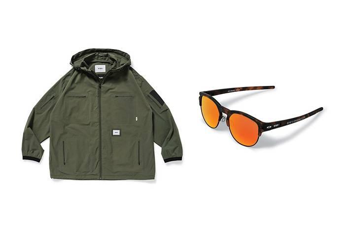WTAPS X OAKLEY推出联名服饰,军事与机能结合野出风格