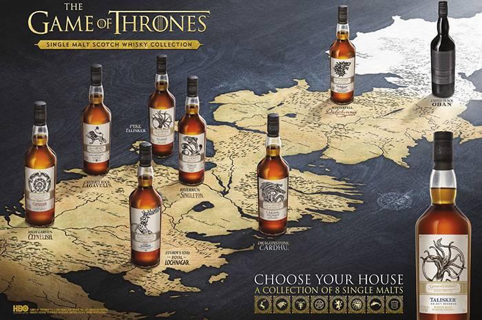 《权游》发布最终季预告片,联名威士忌抢先登场