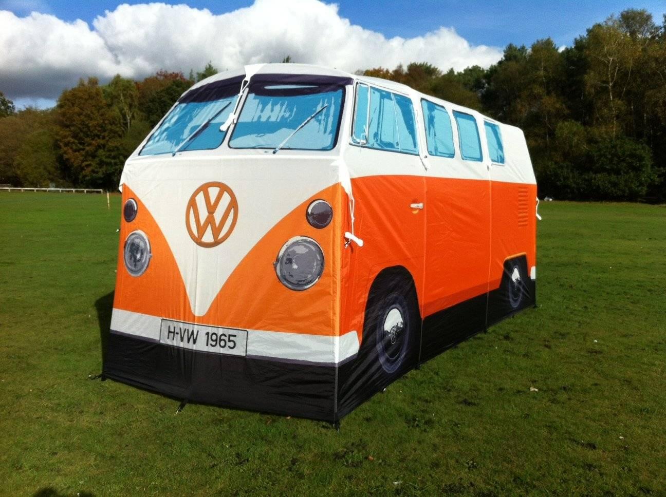 五款创意帐篷让你的户外露营生活变得更加有趣