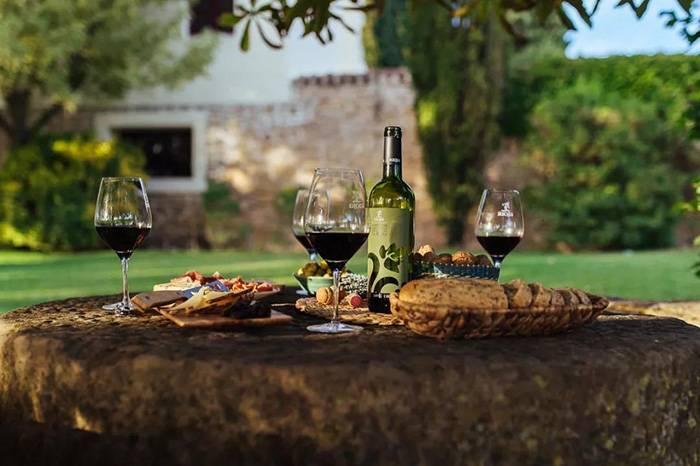 跟着美食博主一起畅游巴塞罗那体验地道的酒庄文化