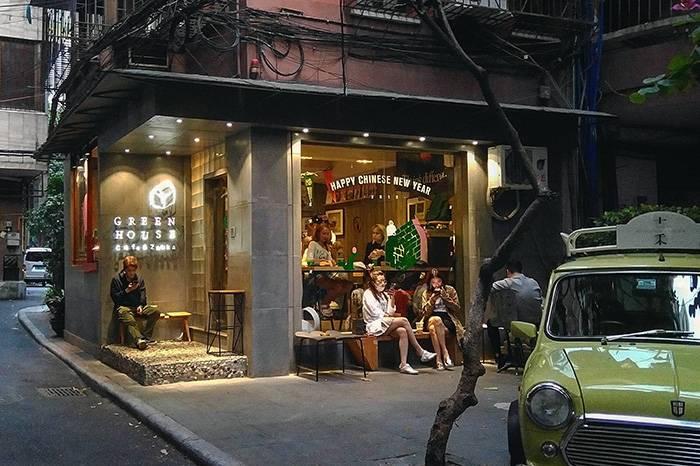 Green house:广州一间有社区文化氛围的咖啡厅
