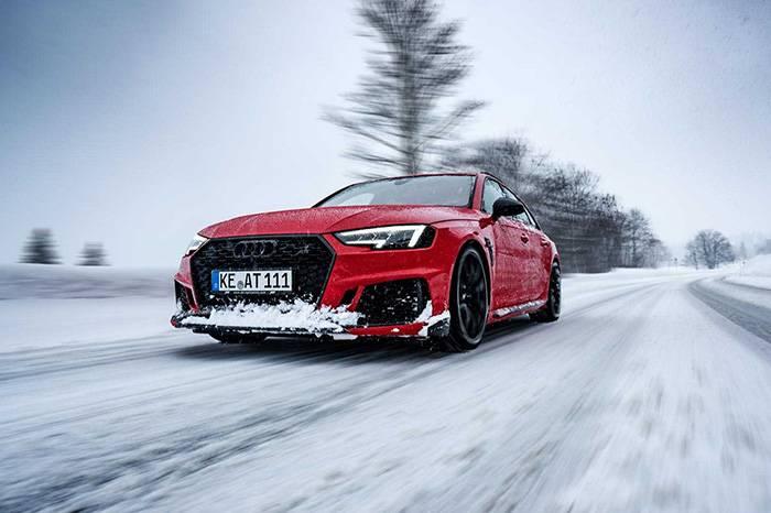 著名改装公司ABT推出升级版奥迪RS4 +带来血脉喷张的驾驶体验