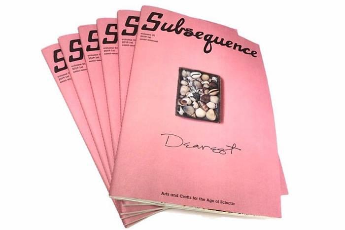 《Subsequence》:visvim推出首本杂志讲述全球艺术家的匠心故事