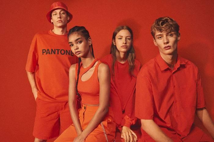 西班牙时尚品牌Bershka联合Pantone推出霓虹色彩的夏日服饰