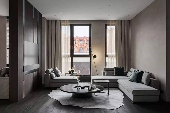 设计师将黄铜元素融入家居营造了整个家的高级质感
