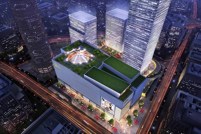 14万㎡的陆家嘴中心L+Mall汇集全球先锋品牌打造魔都新商业地标
