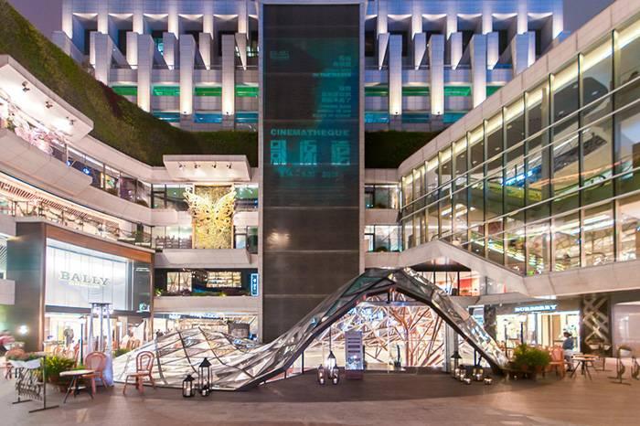 上海K11购物艺术中心:一个汇集人文、艺术与自然的互动乐园