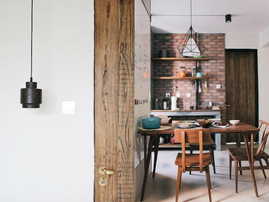 这个家以生活舒适为最高标准装修,还能这么有格调!