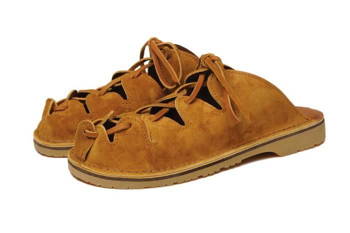 Yuketen释出2019春夏鞋款,为经典设计注入创意元素