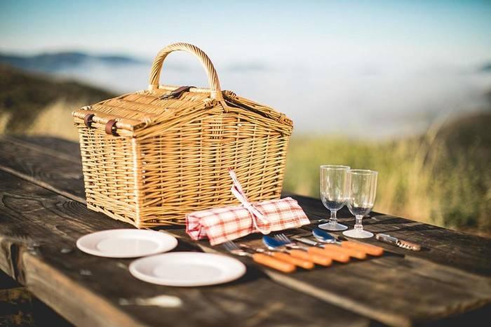 属于春天的仪式感,六款有颜且实用的野餐篮