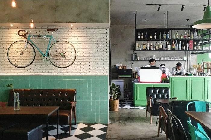 这家隐藏在曼谷的咖啡馆,是火车迷们旅行的绝佳拍摄地