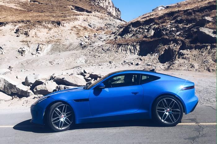 Jaguar x Terri.Camp 舒适Comfort 4月刊