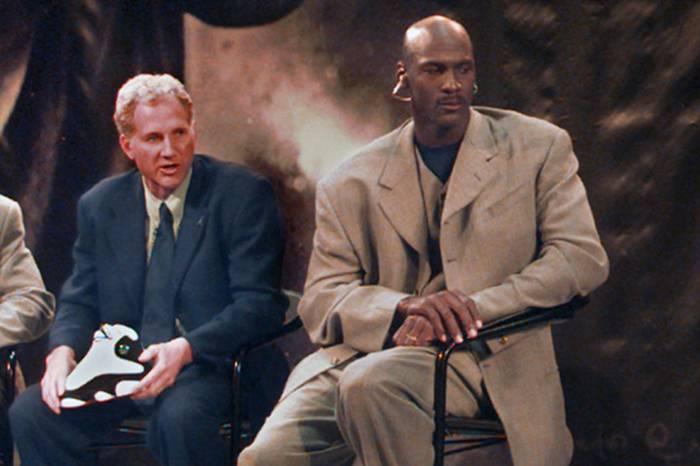 为什么Michael Jordan穿的西装都这么大呢?